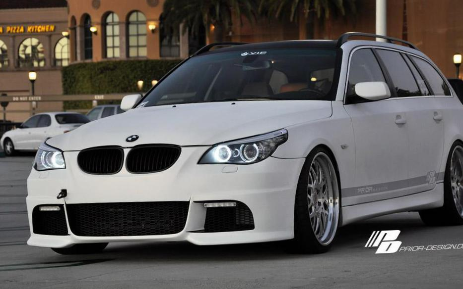BMW 5 Series Touring (E61) usa 2008