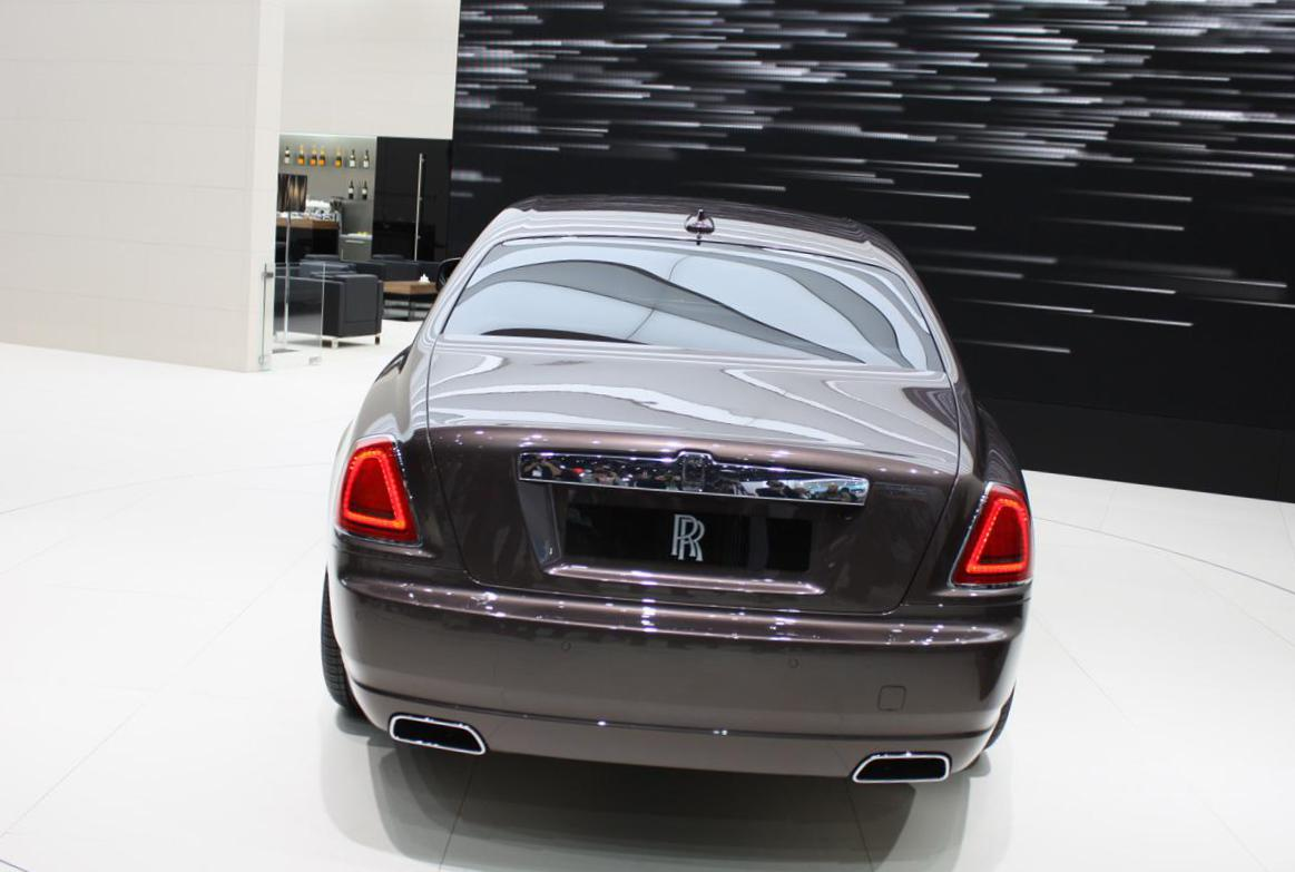 Ghost Rolls-Royce for sale hatchback