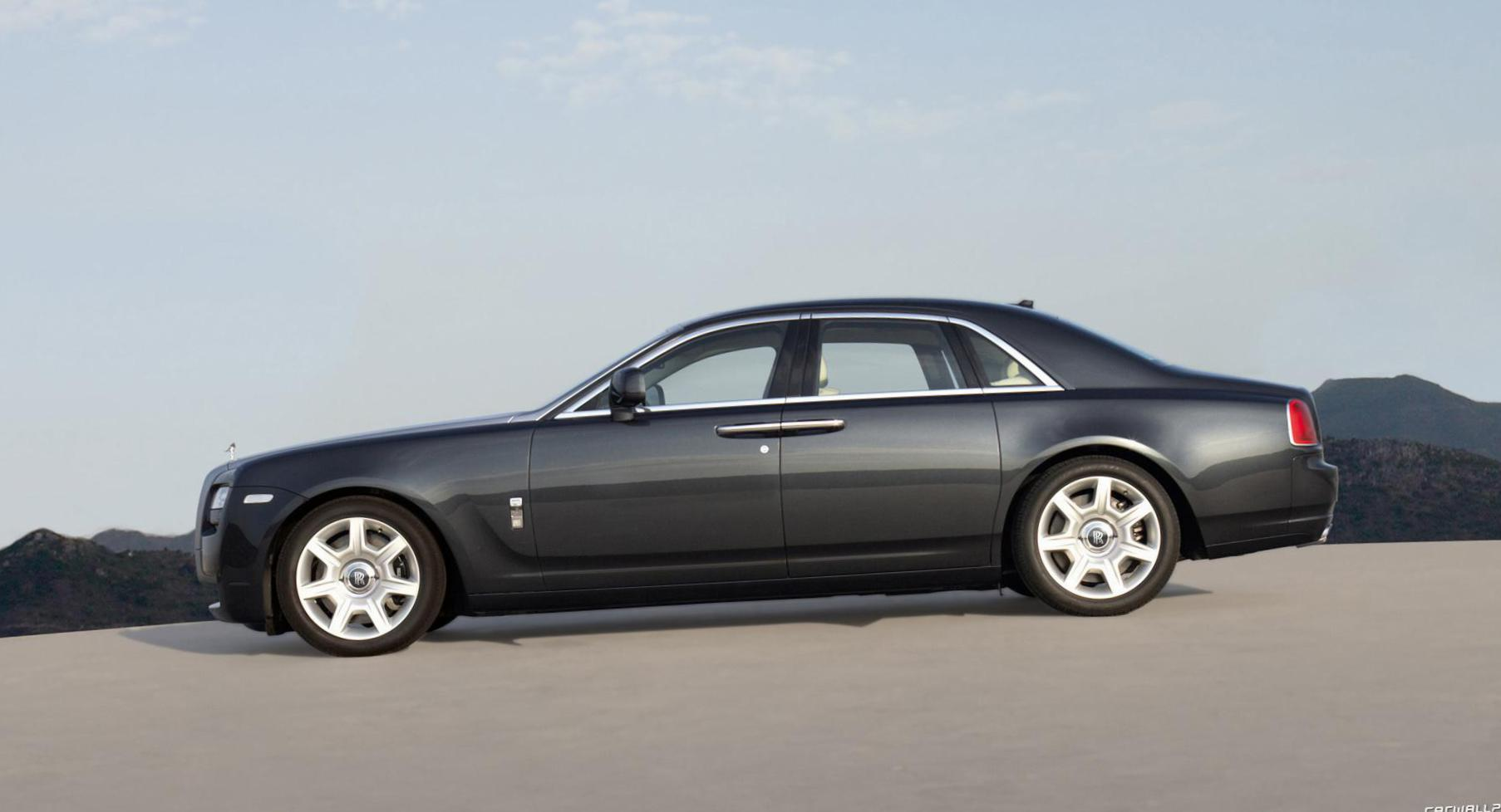Ghost Rolls-Royce parts 2007