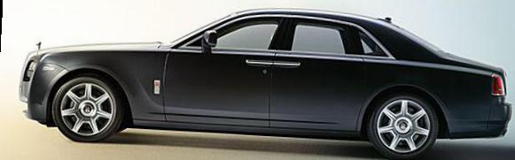 Rolls-Royce Ghost configuration 2005