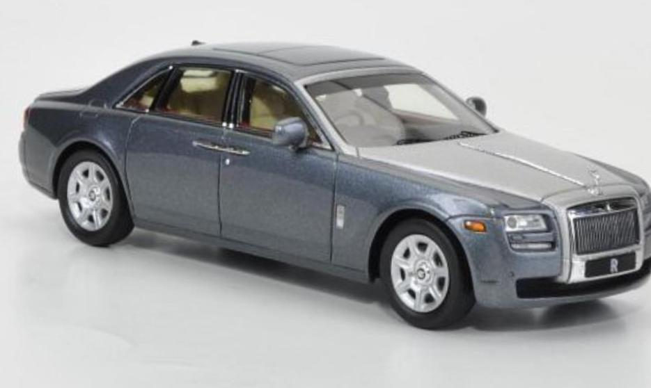 Rolls-Royce Ghost models suv
