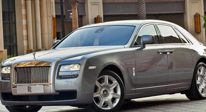 Rolls-Royce Ghost parts hatchback