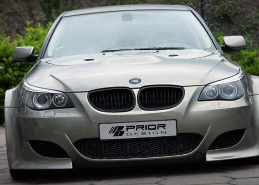 BMW M5 Sedan (E60) approved 2015