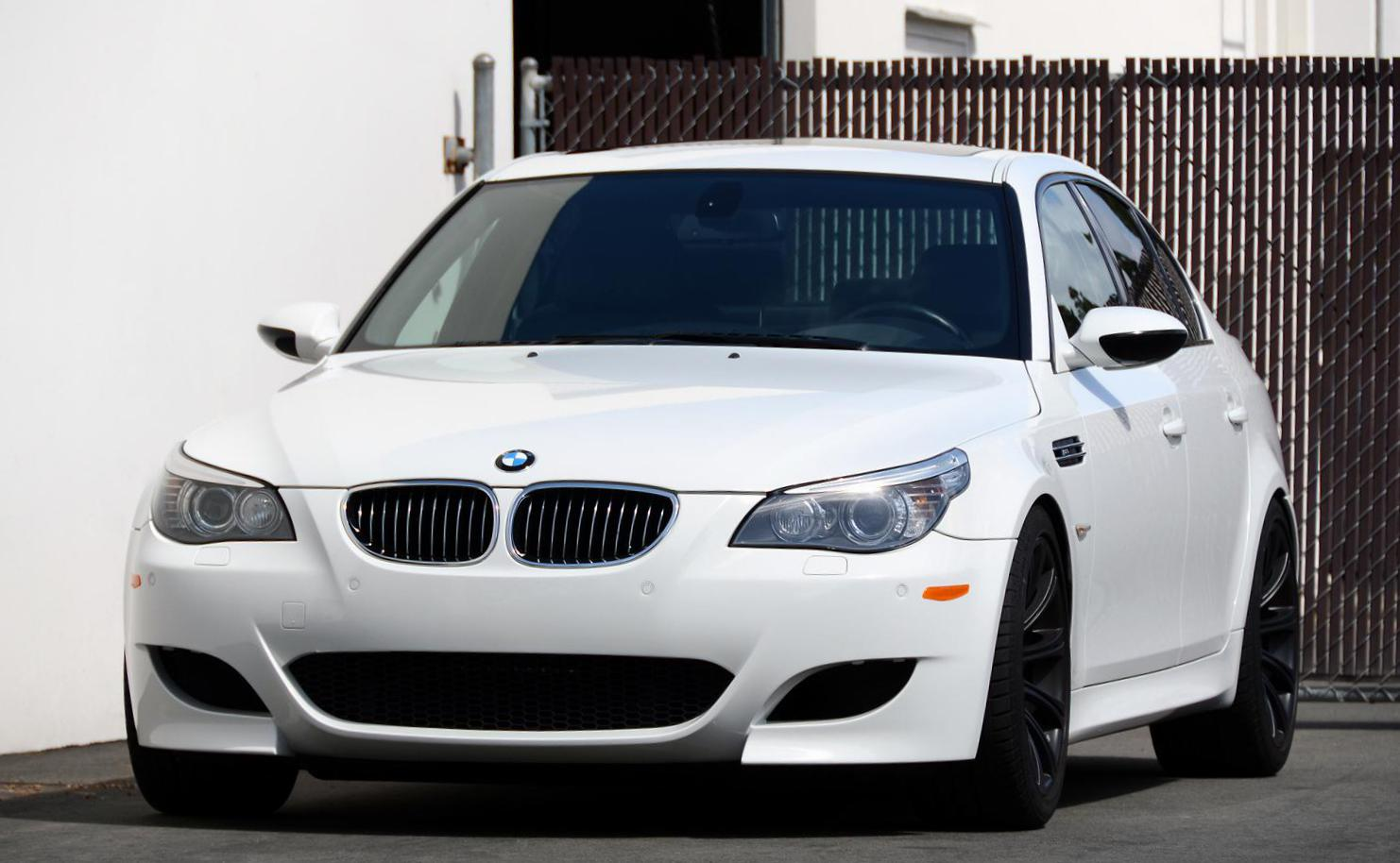 M5 Sedan (E60) BMW for sale 2012
