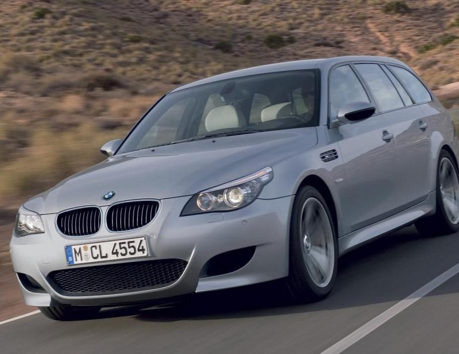 BMW M5 Touring (E61) model hatchback