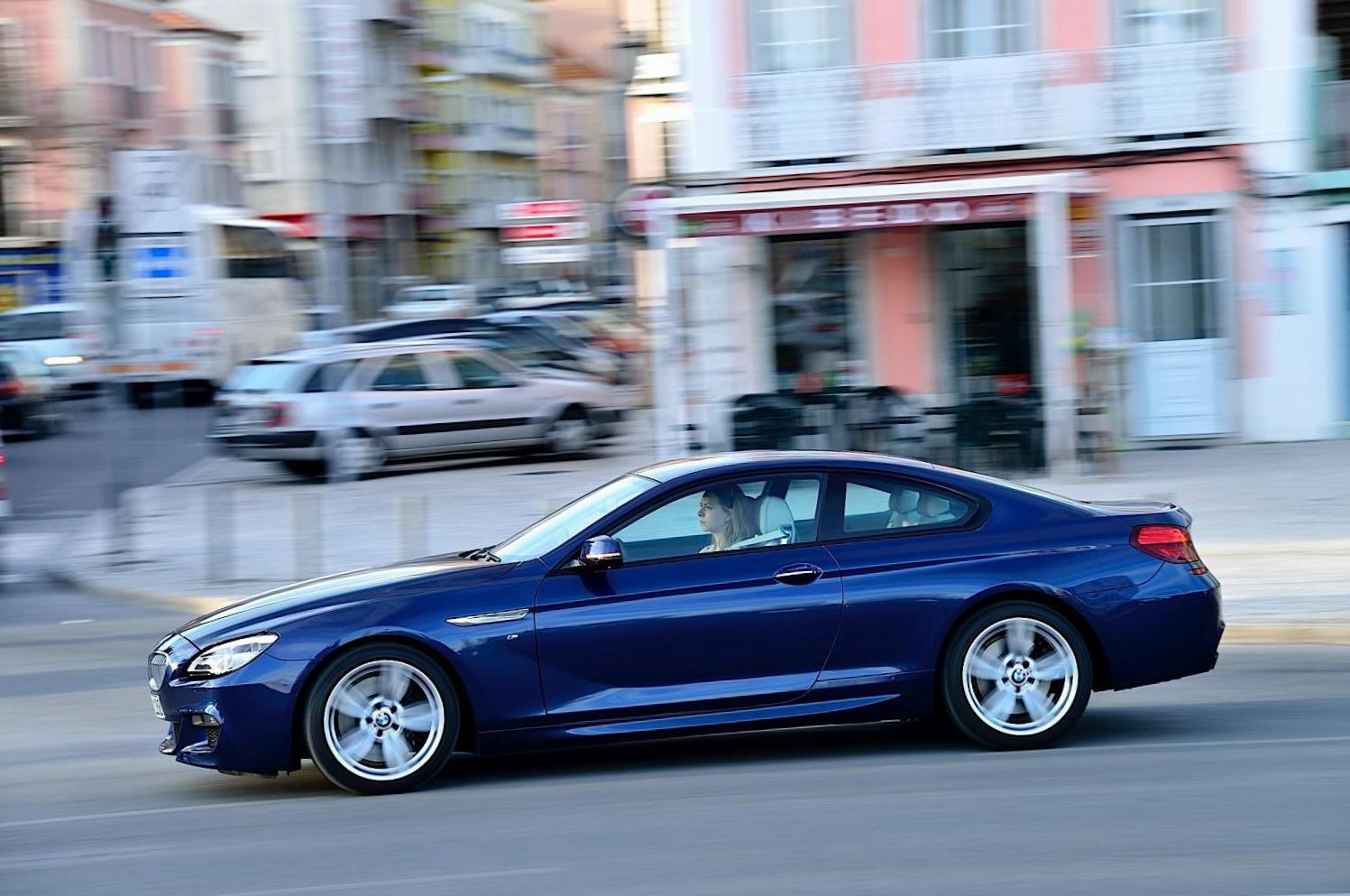 6 Series Coupe (F13) BMW concept hatchback