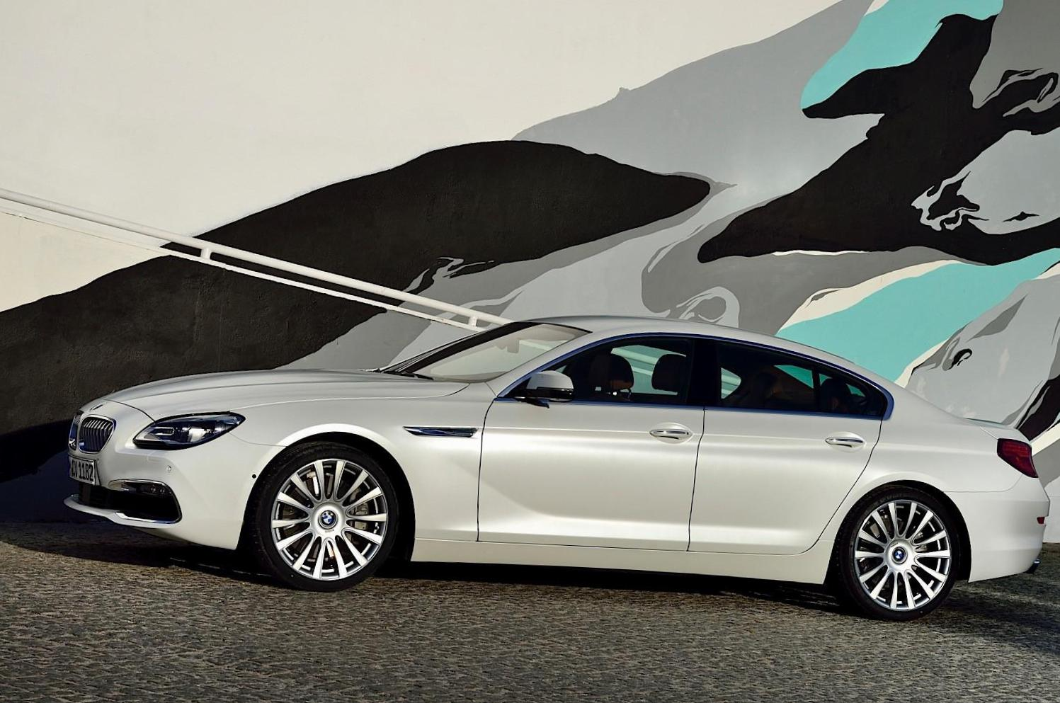 6 Series Gran Coupe (F06) BMW Specifications 2010