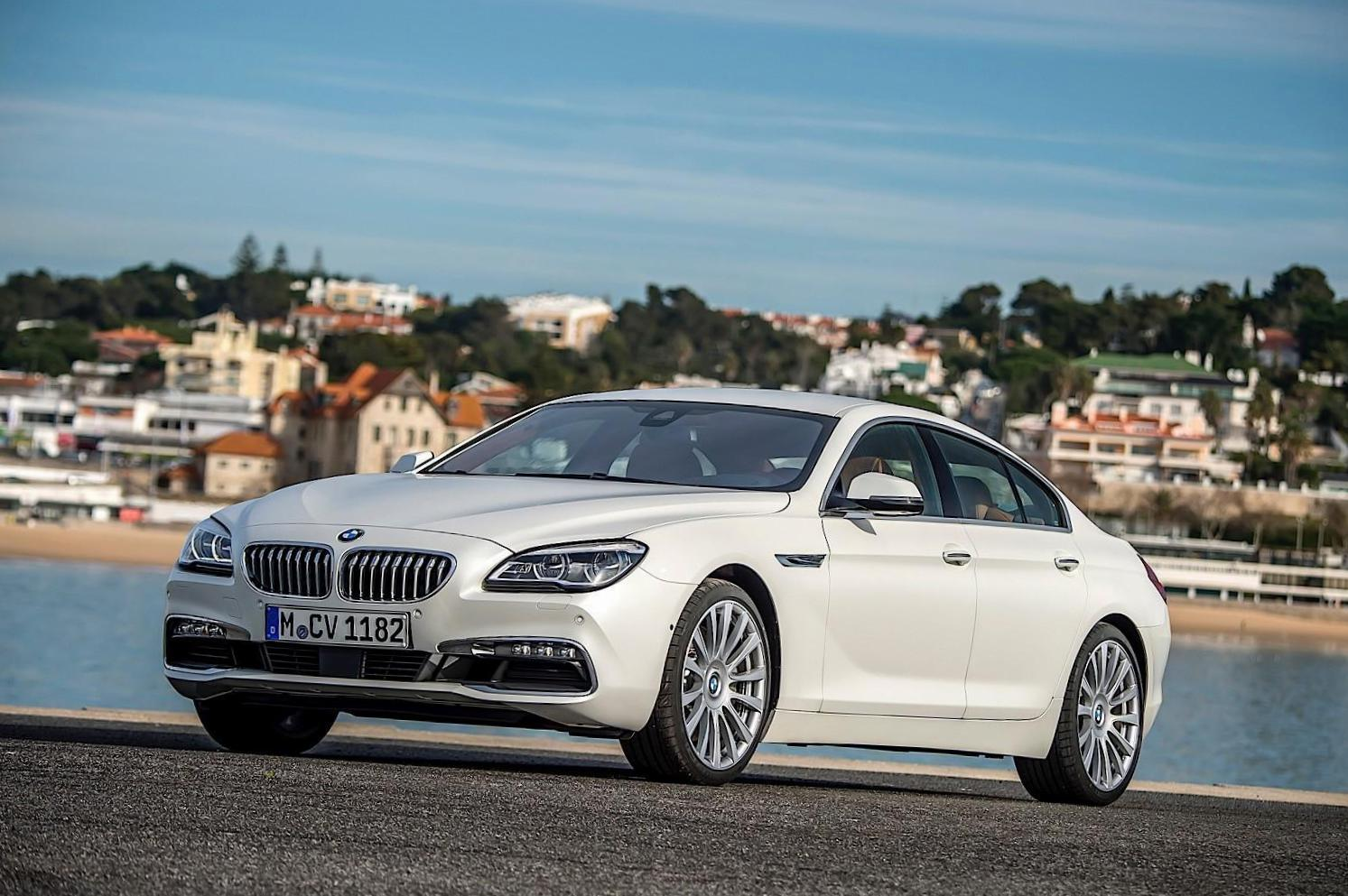 6 Series Gran Coupe (F06) BMW tuning hatchback