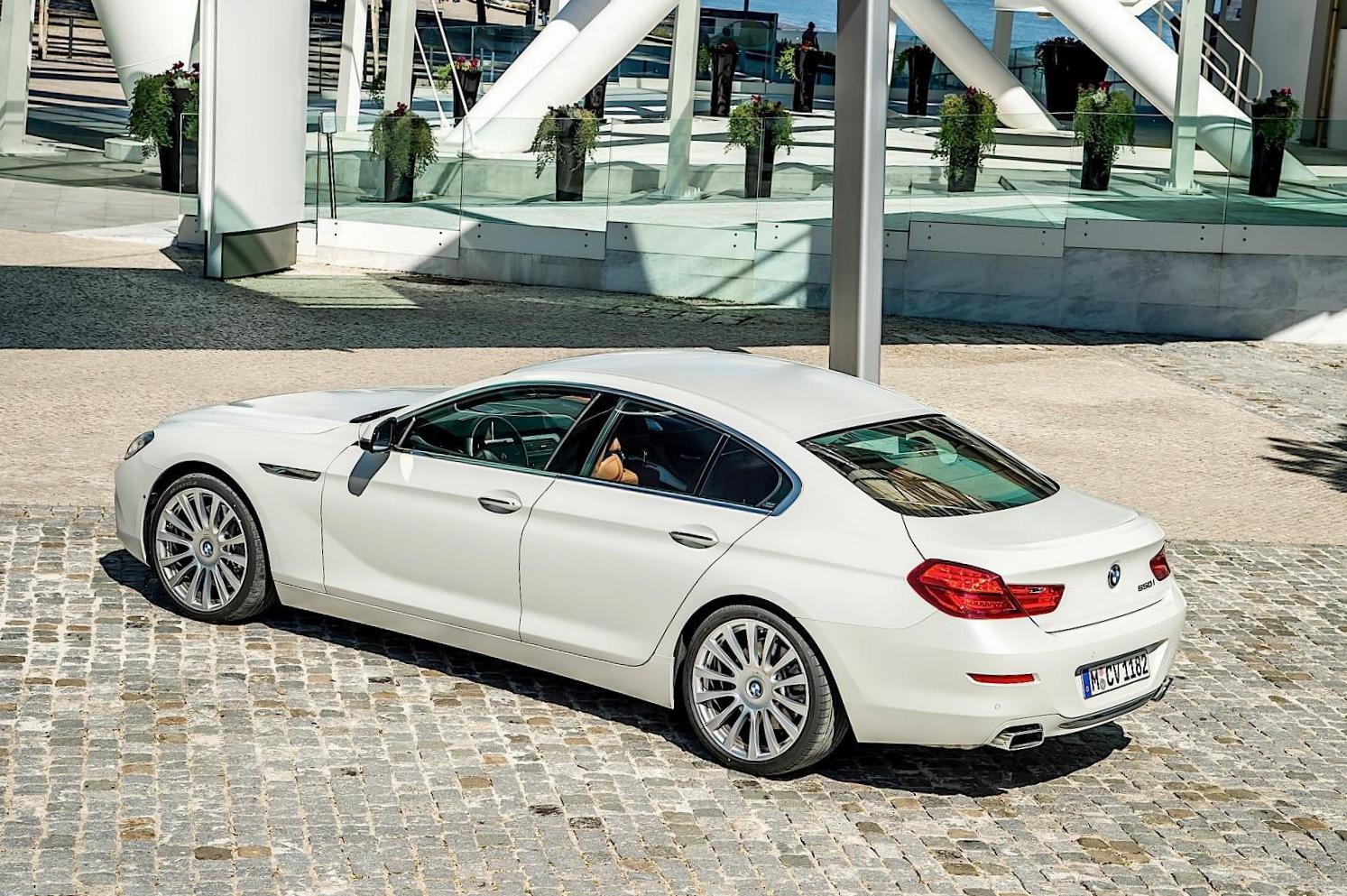 6 Series Gran Coupe >> Bmw 6 Series Gran Coupe F06 Photos And Specs Photo Bmw 6