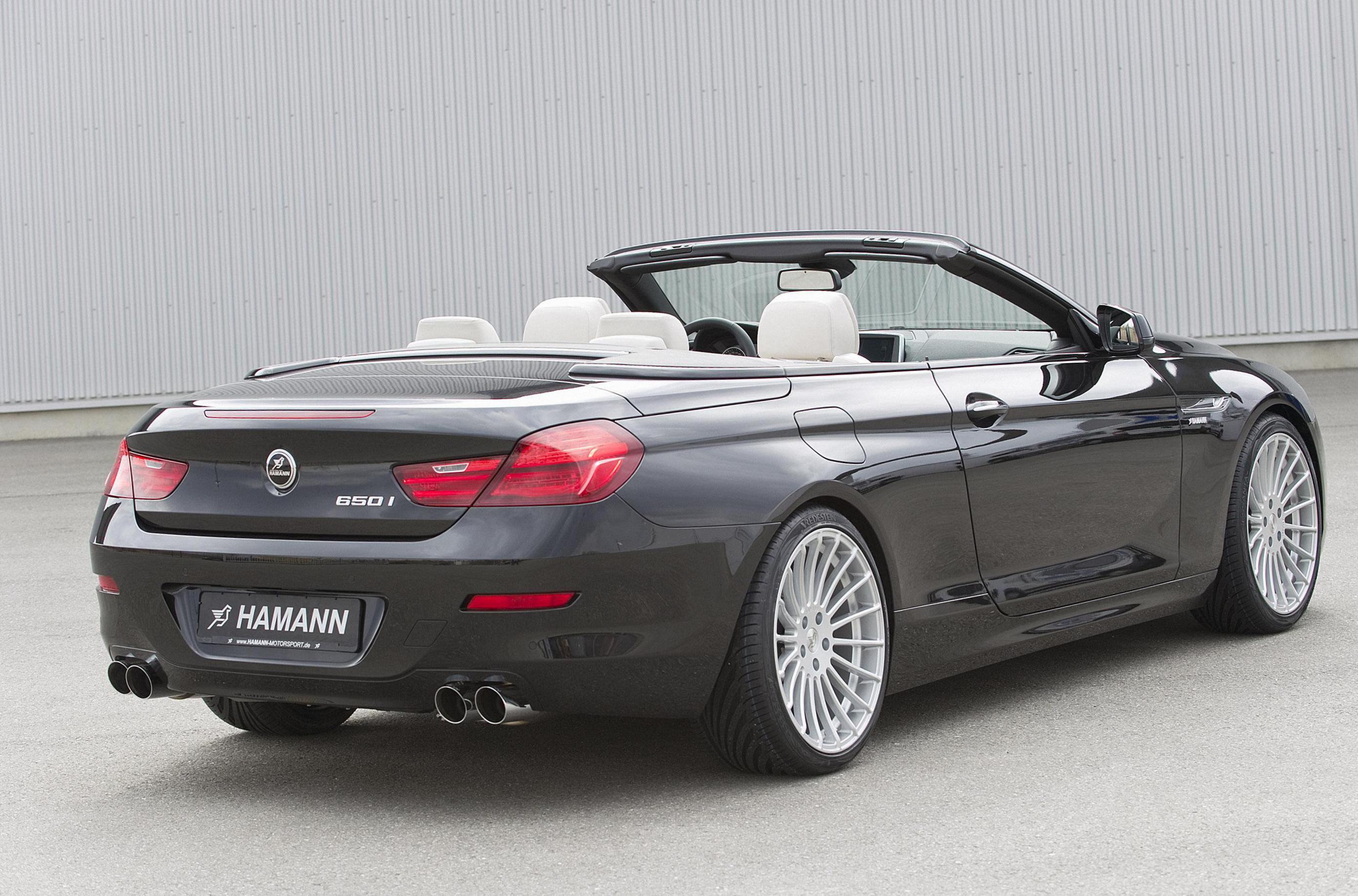 BMW 6 Series Cabrio (F12) reviews 2010