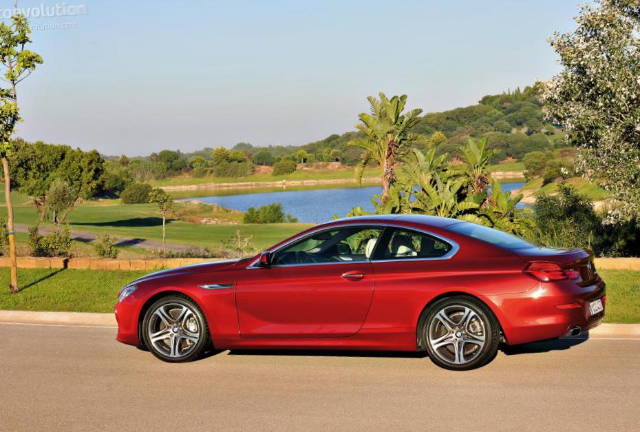 6 Series Coupe (F13) BMW configuration coupe