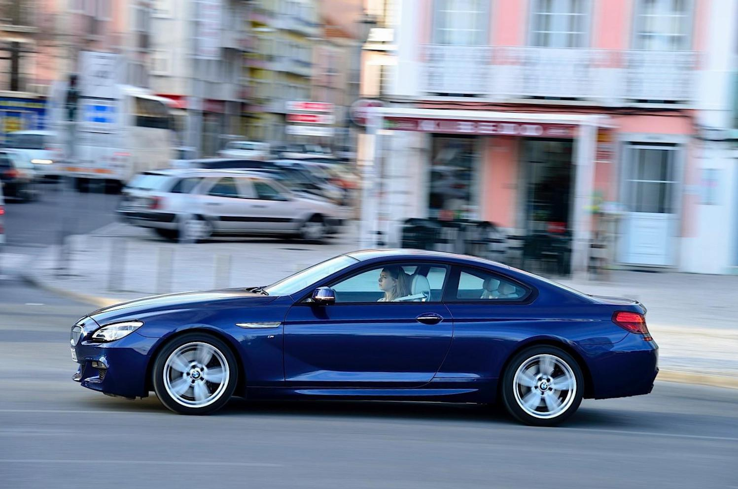BMW 6 Series Coupe (F13) lease 2014