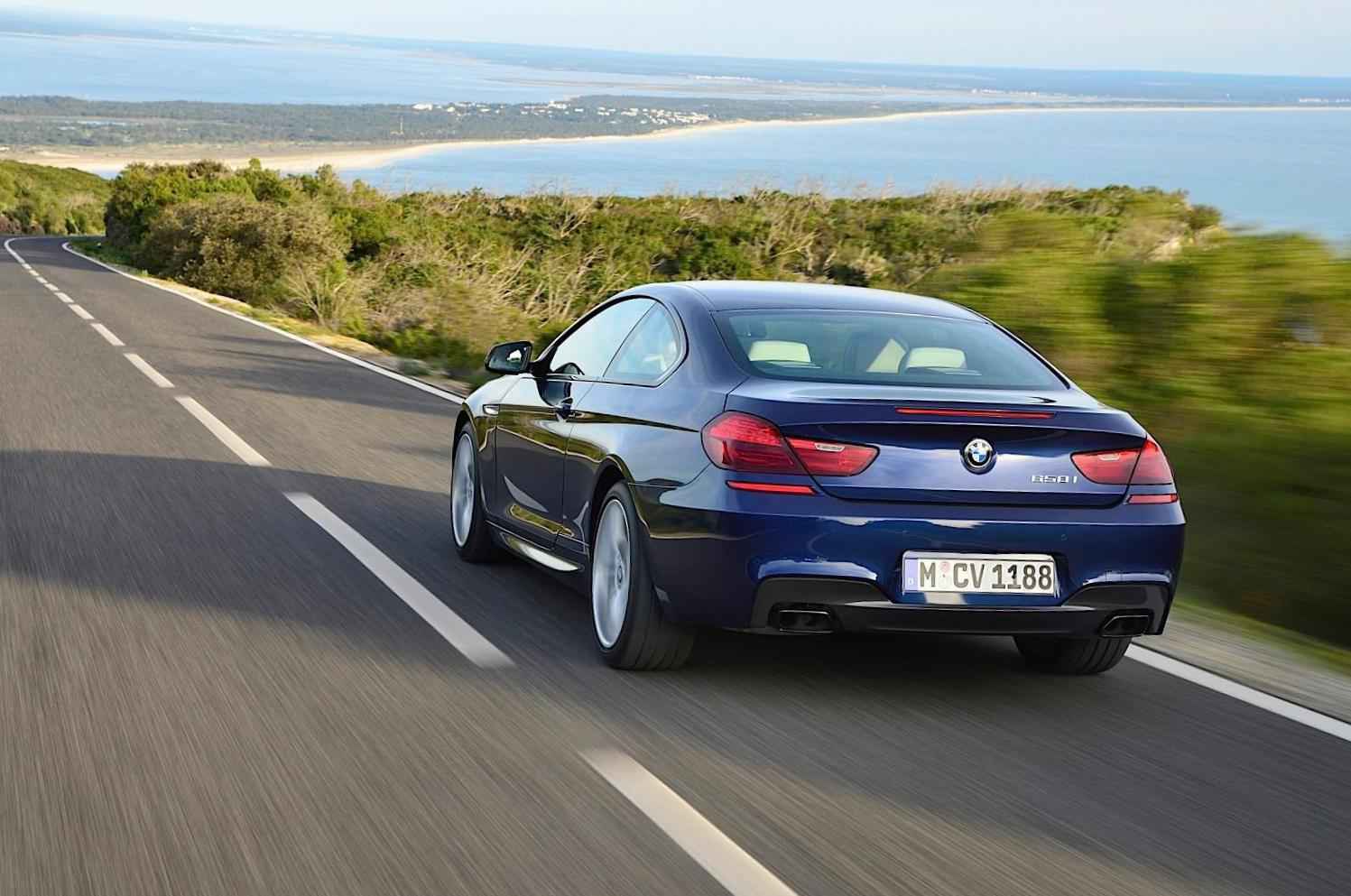 BMW 6 Series Coupe (F13) parts 2012