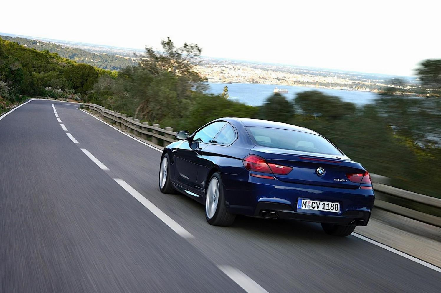 BMW 6 Series Coupe (F13) price coupe