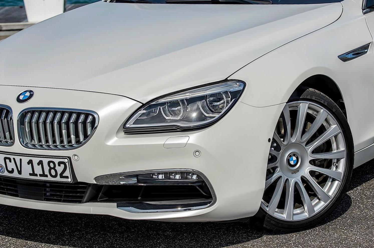 6 Series Gran Coupe (F06) BMW Characteristics 2012