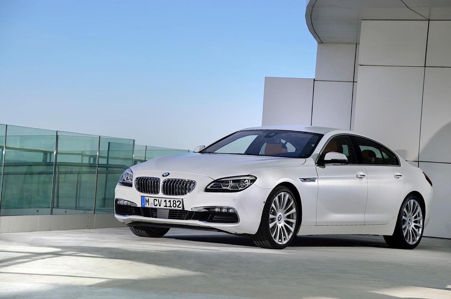 6 Series Gran Coupe (F06) BMW how mach wagon