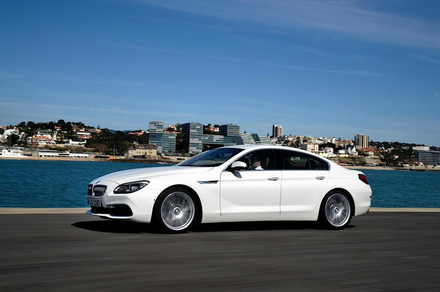 6 Series Gran Coupe (F06) BMW usa 2011