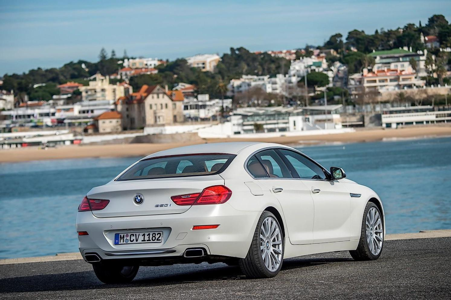 BMW 6 Series Gran Coupe (F06) configuration 2011