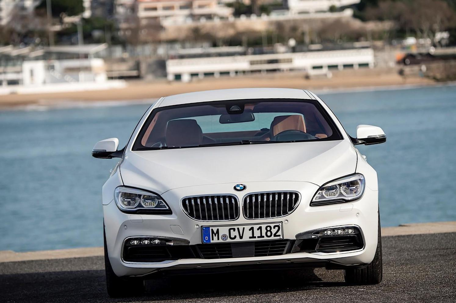 BMW 6 Series Gran Coupe (F06) review 2013
