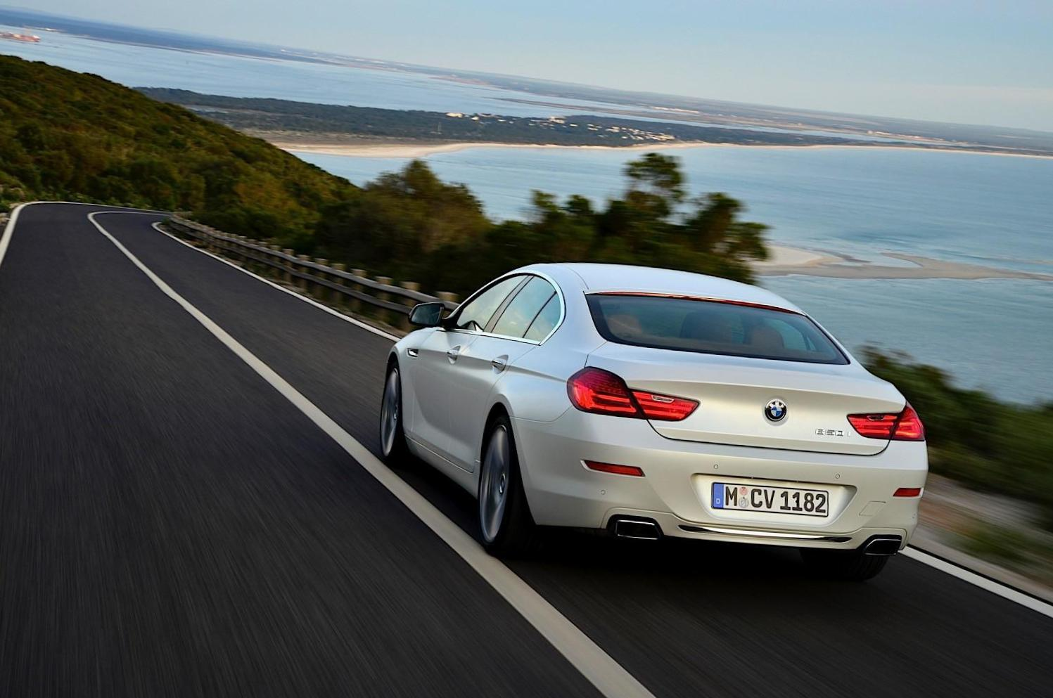 BMW 6 Series Gran Coupe (F06) Specifications 2014