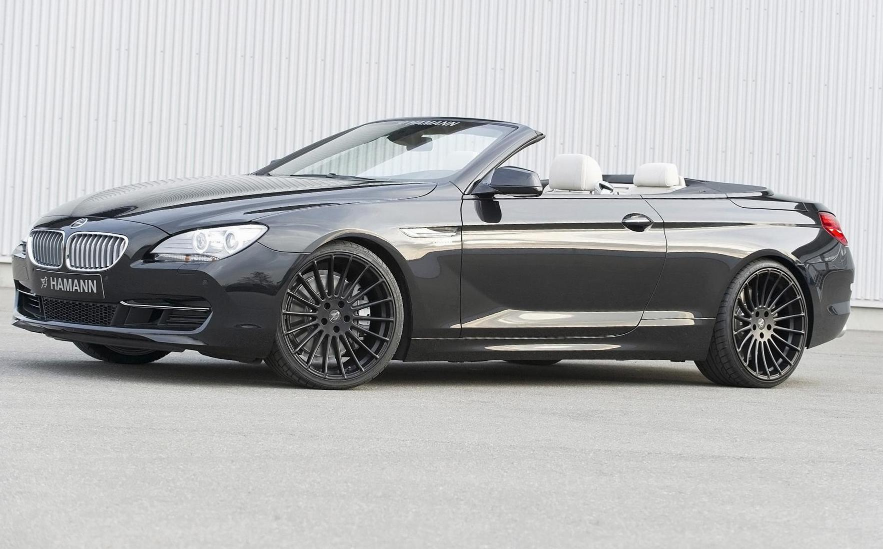 6 Series Cabrio (F12) BMW approved 2010