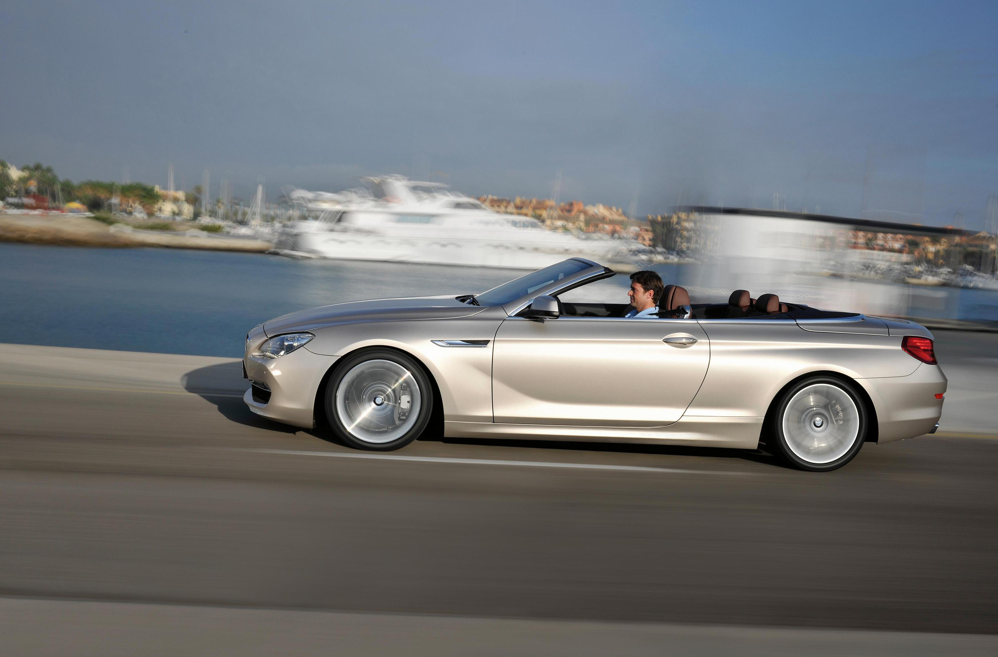 6 Series Cabrio (F12) BMW for sale wagon