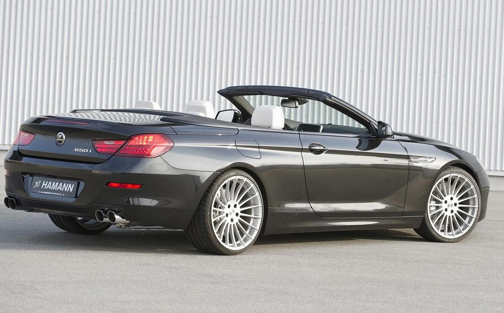 6 Series Cabrio (F12) BMW usa liftback