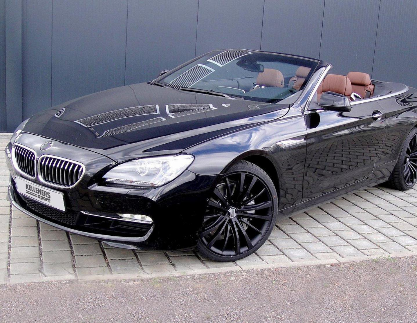 BMW 6 Series Cabrio (F12) approved 2010