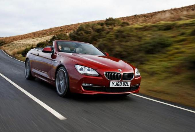BMW 6 Series Cabrio (F12) sale liftback