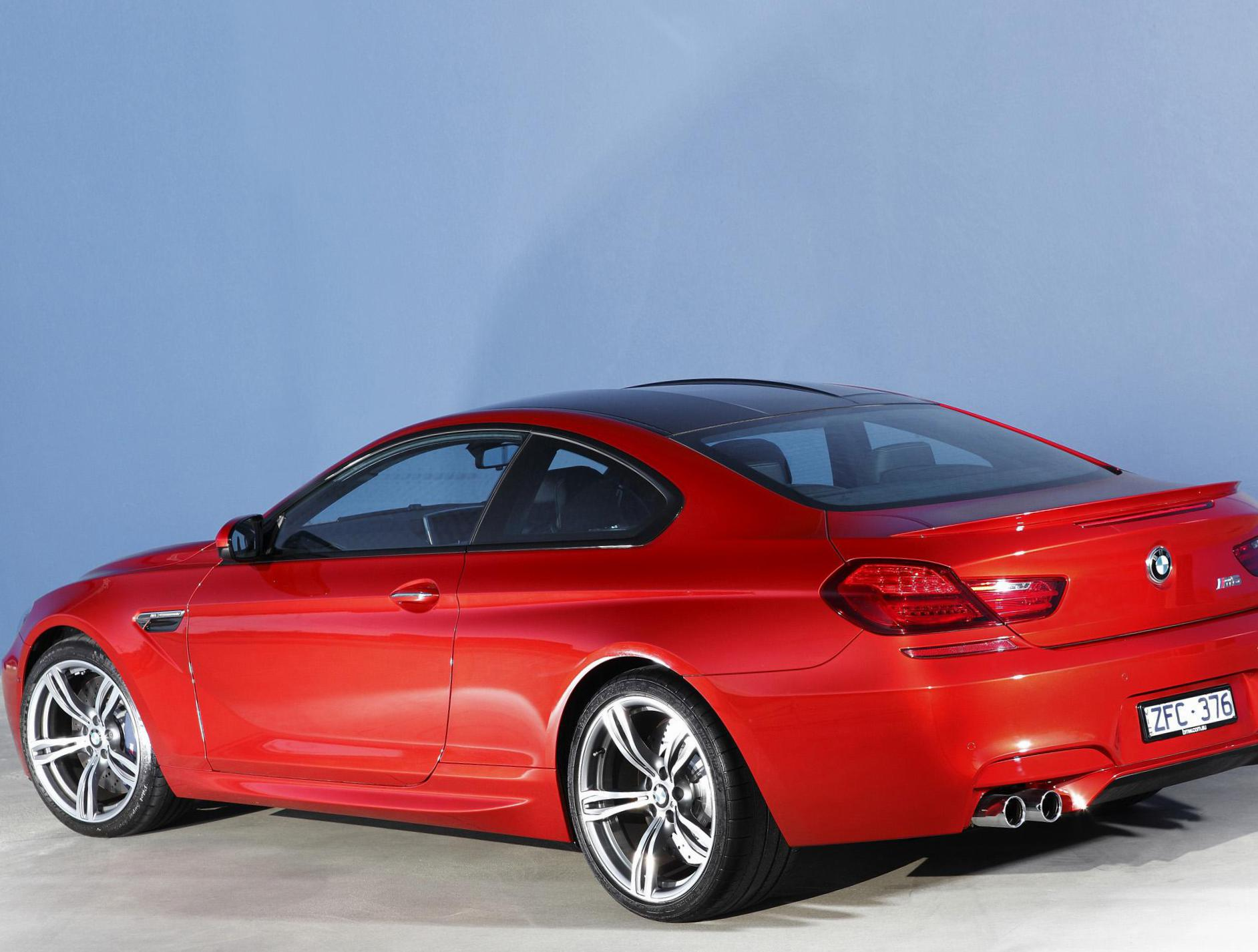 BMW M6 Coupe (F13) model 2009