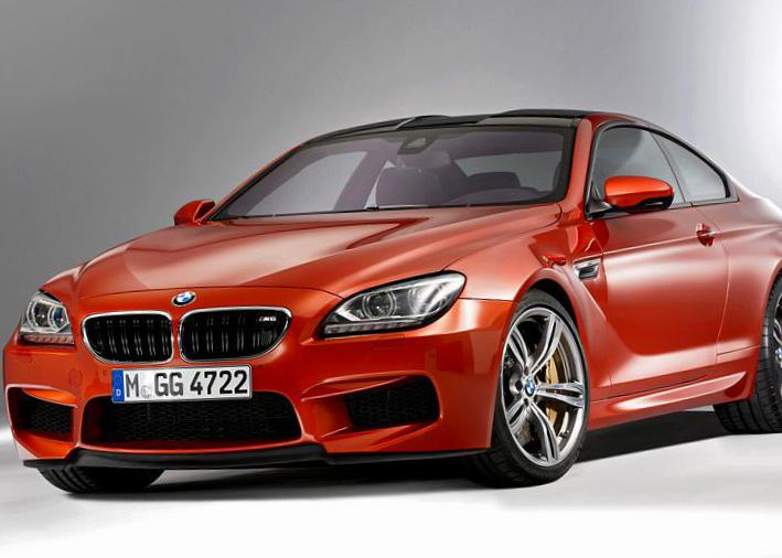 M6 Coupe (F13) BMW Specifications 2011
