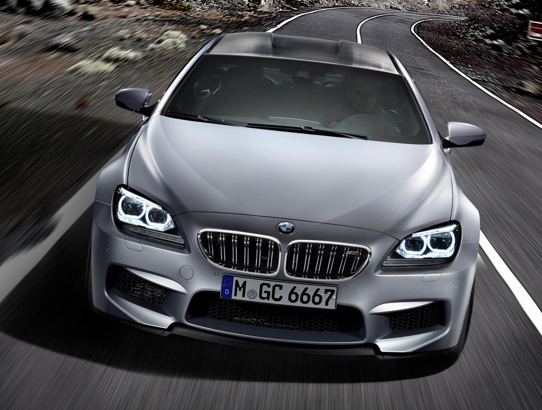 BMW M6 Gran Coupe (F06) configuration 2012