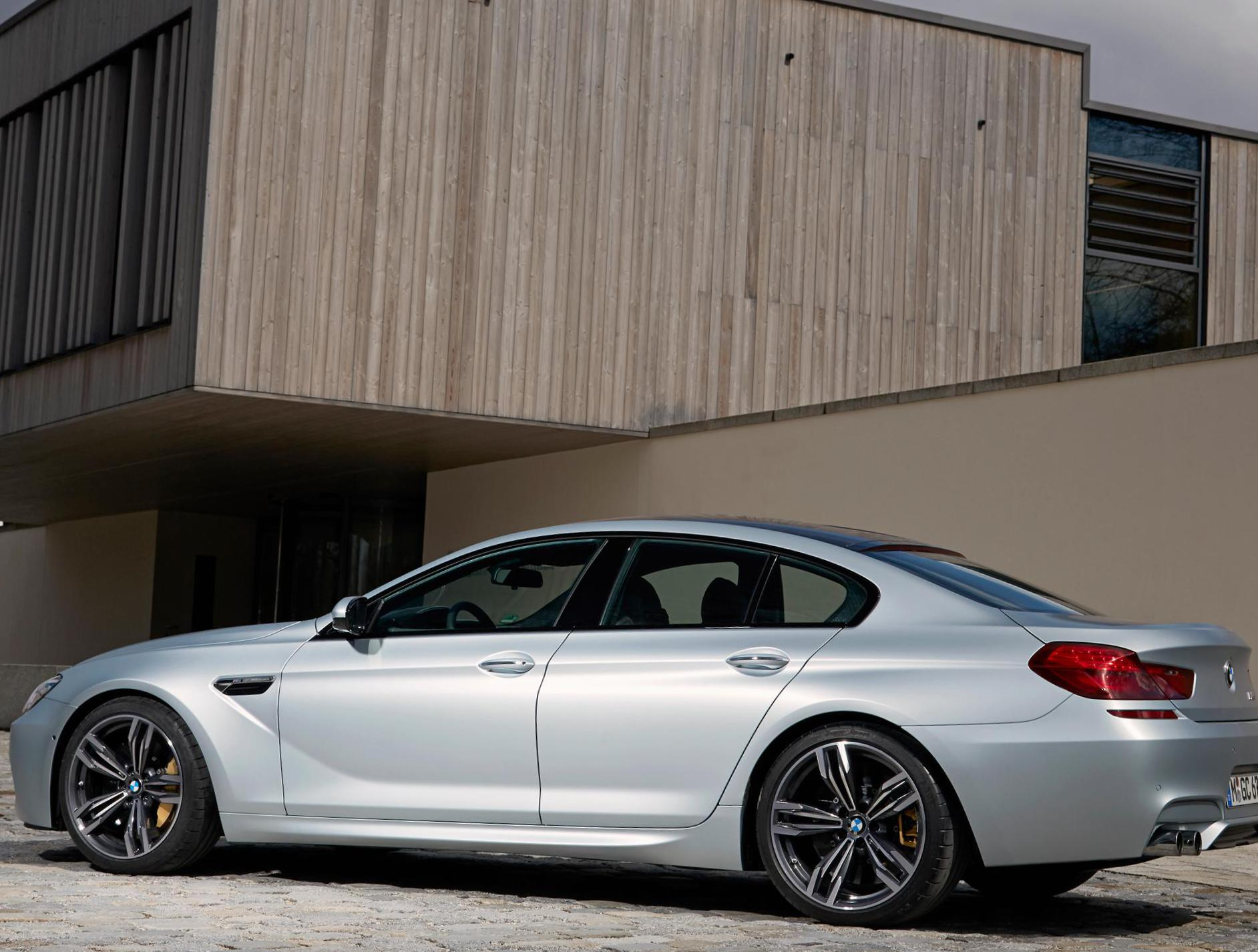 BMW M6 Gran Coupe (F06) price hatchback