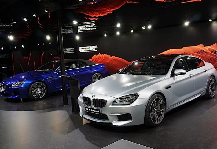 BMW M6 Gran Coupe (F06) review 2013