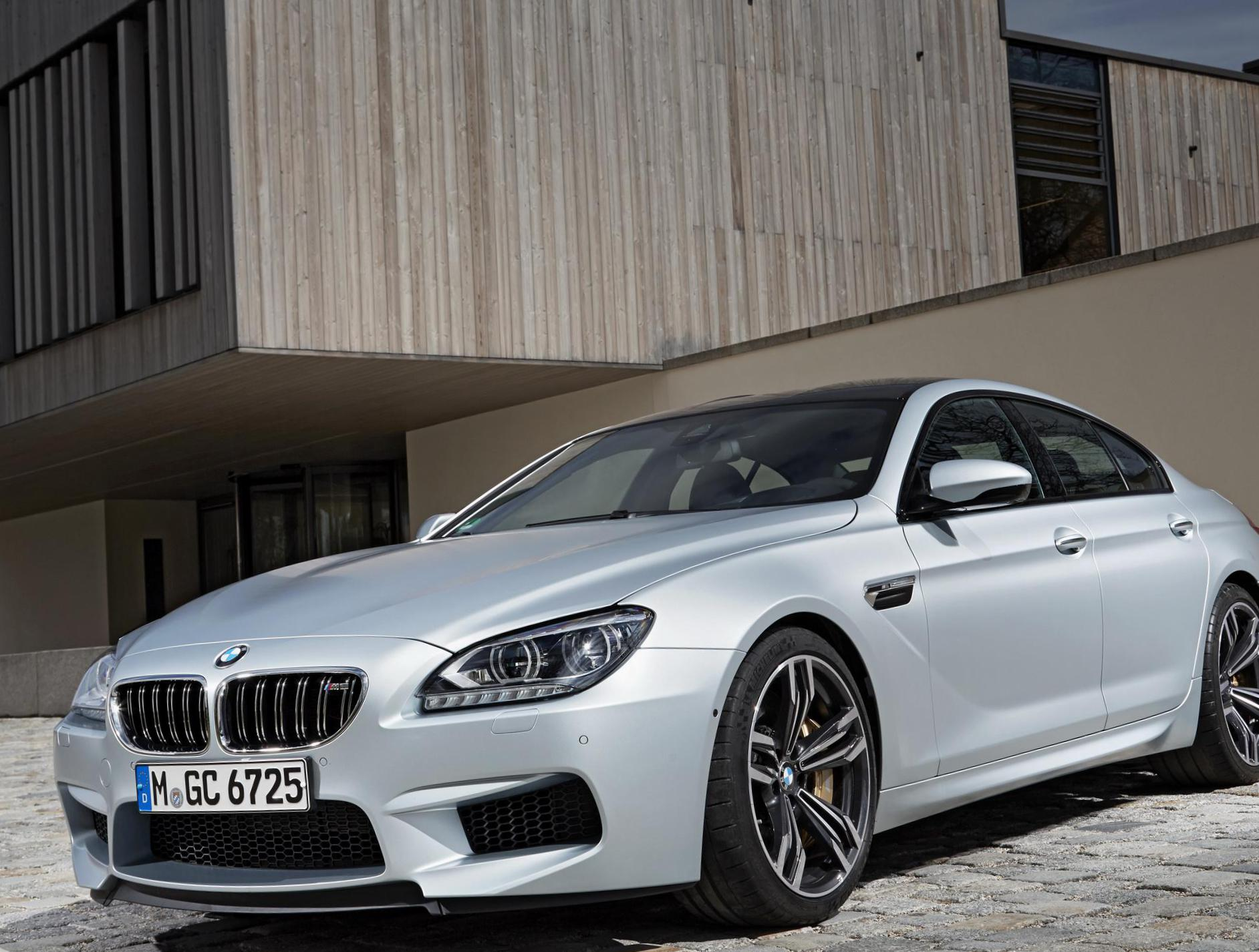 BMW M6 Gran Coupe (F06) spec 2009