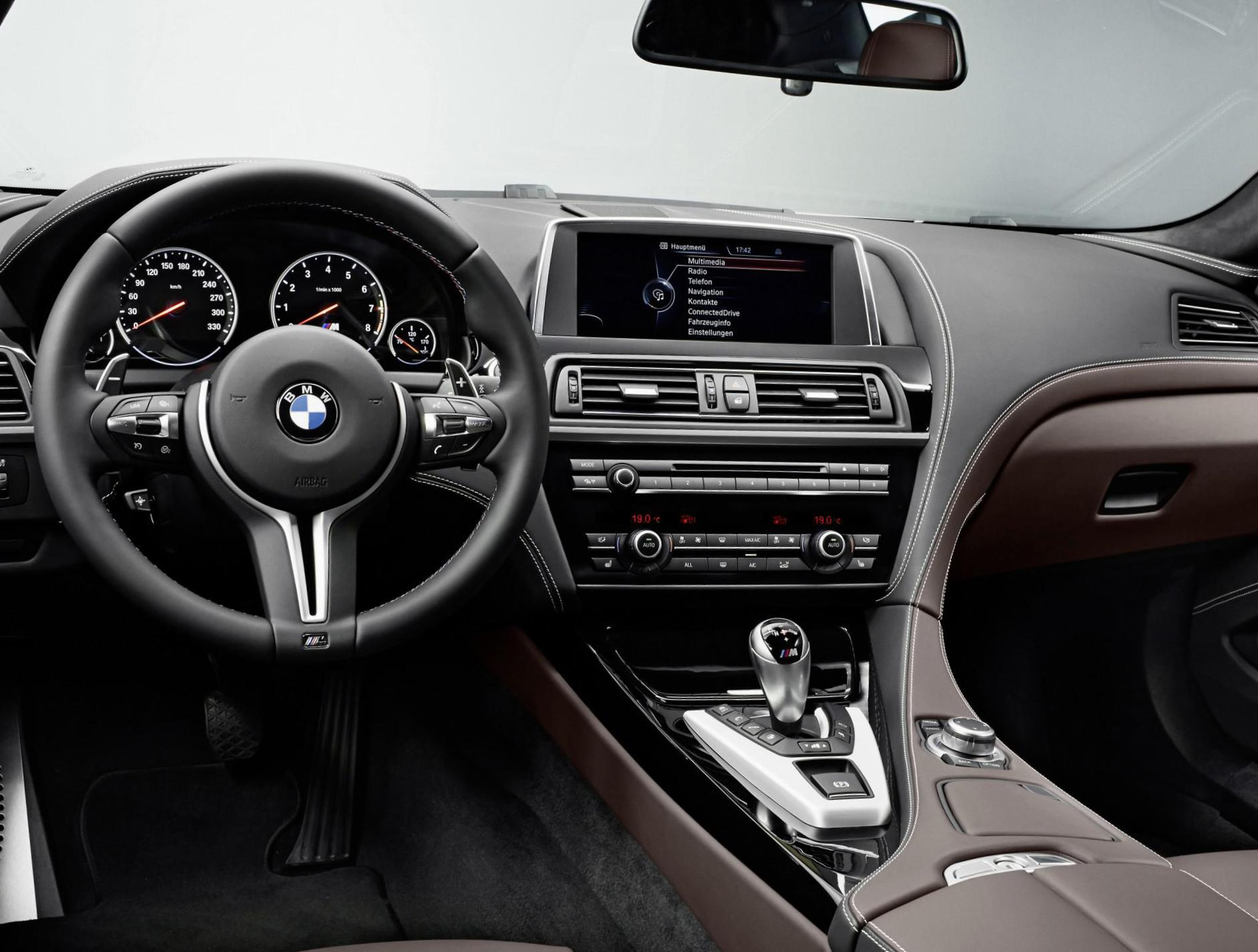 BMW M6 Gran Coupe (F06) tuning 2012