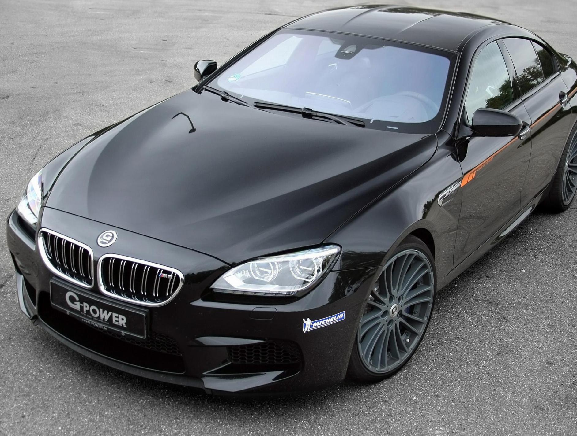 Bmw M6 Gran Coupe F06 Photos And Specs Photo M6 Gran