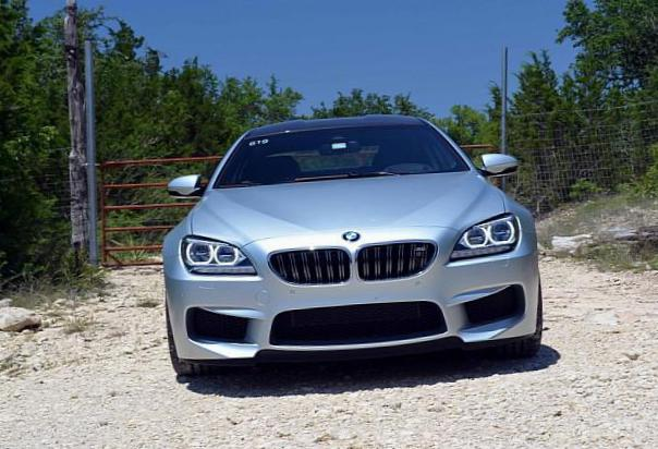 M6 Gran Coupe (F06) BMW parts hatchback
