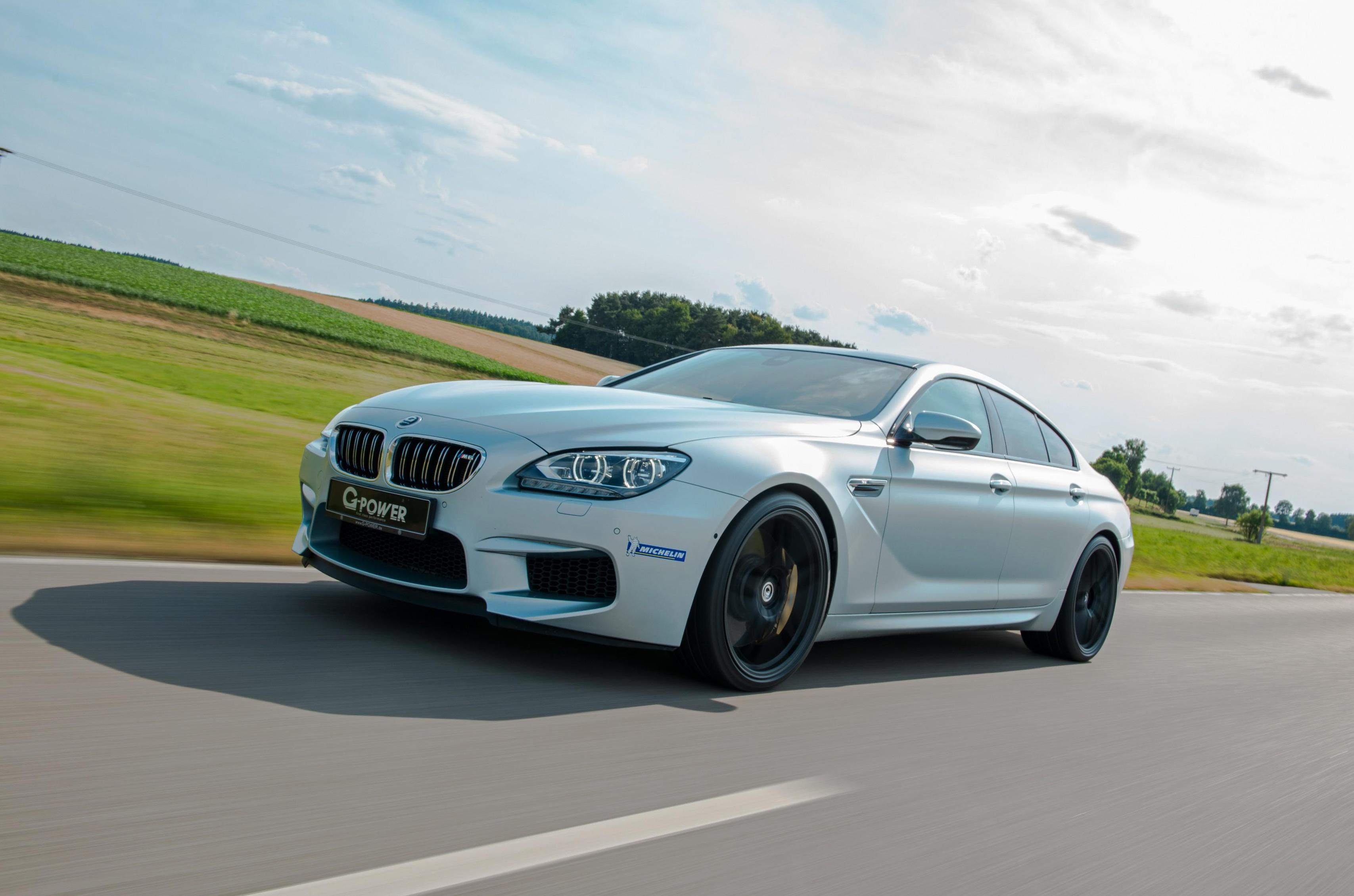 M6 Gran Coupe (F06) BMW review 2006