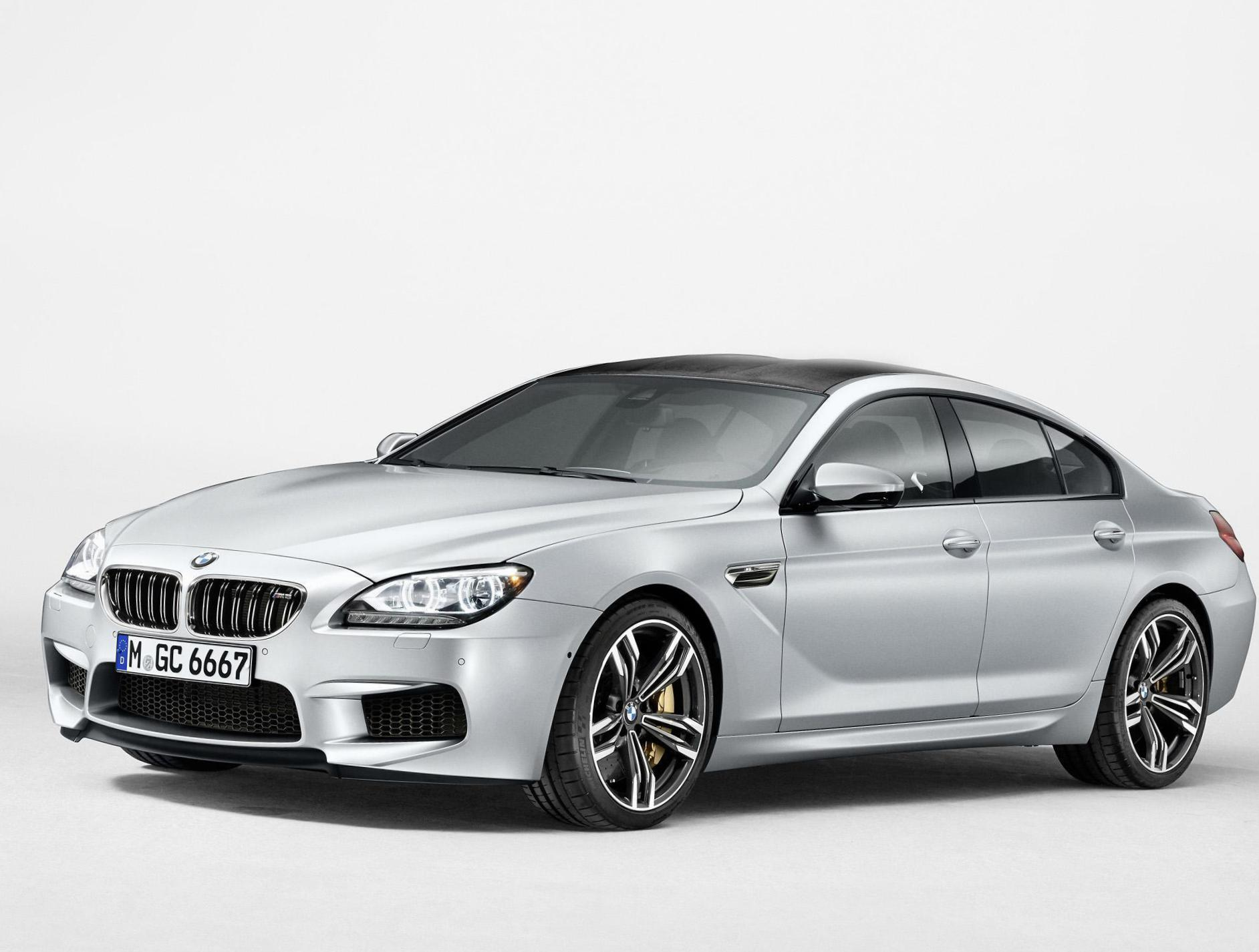M6 Gran Coupe (F06) BMW specs 2014