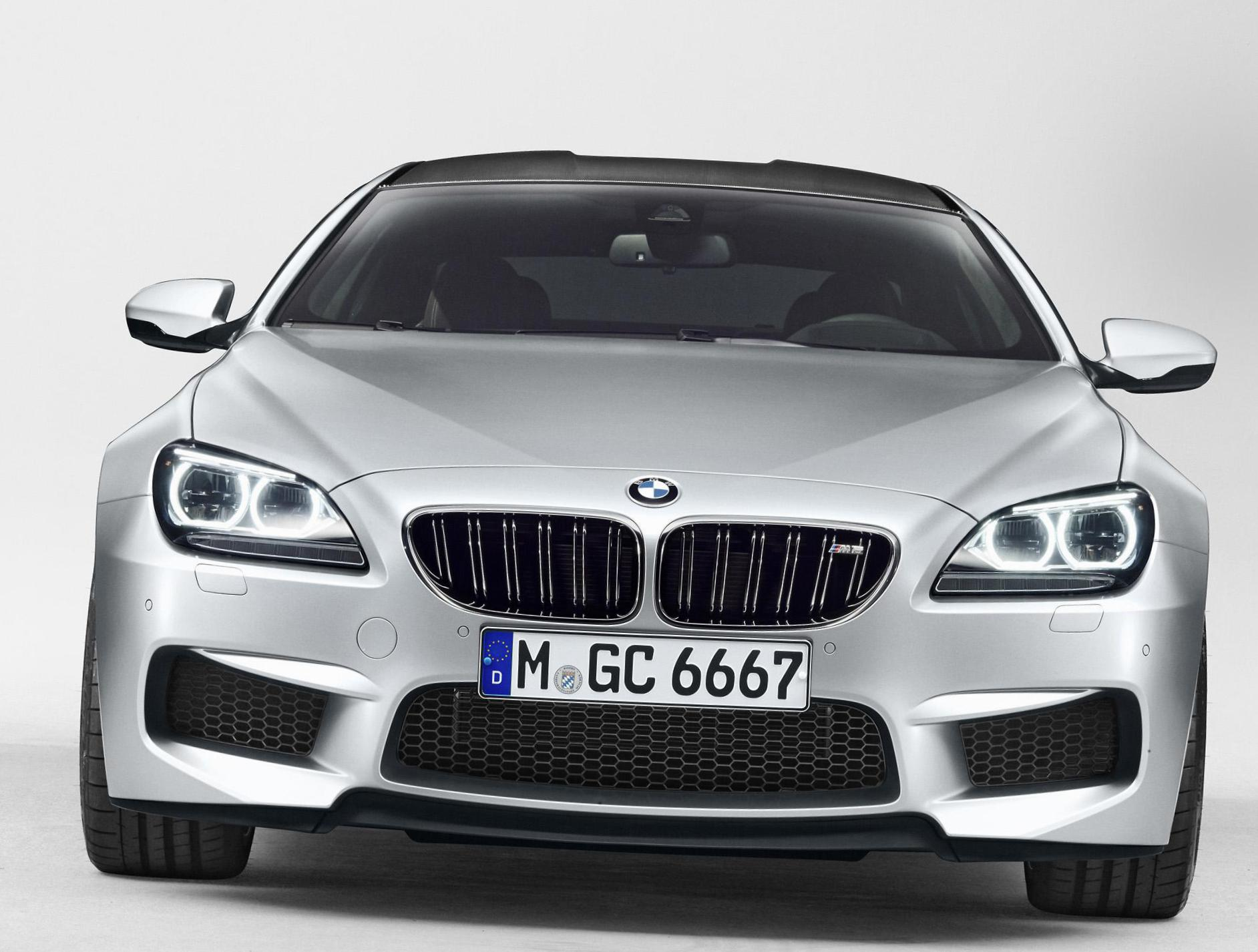 M6 Gran Coupe (F06) BMW tuning hatchback