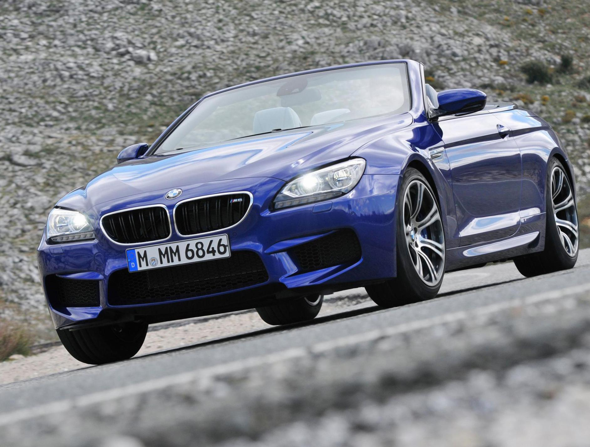 BMW M6 Cabrio (F12) prices suv