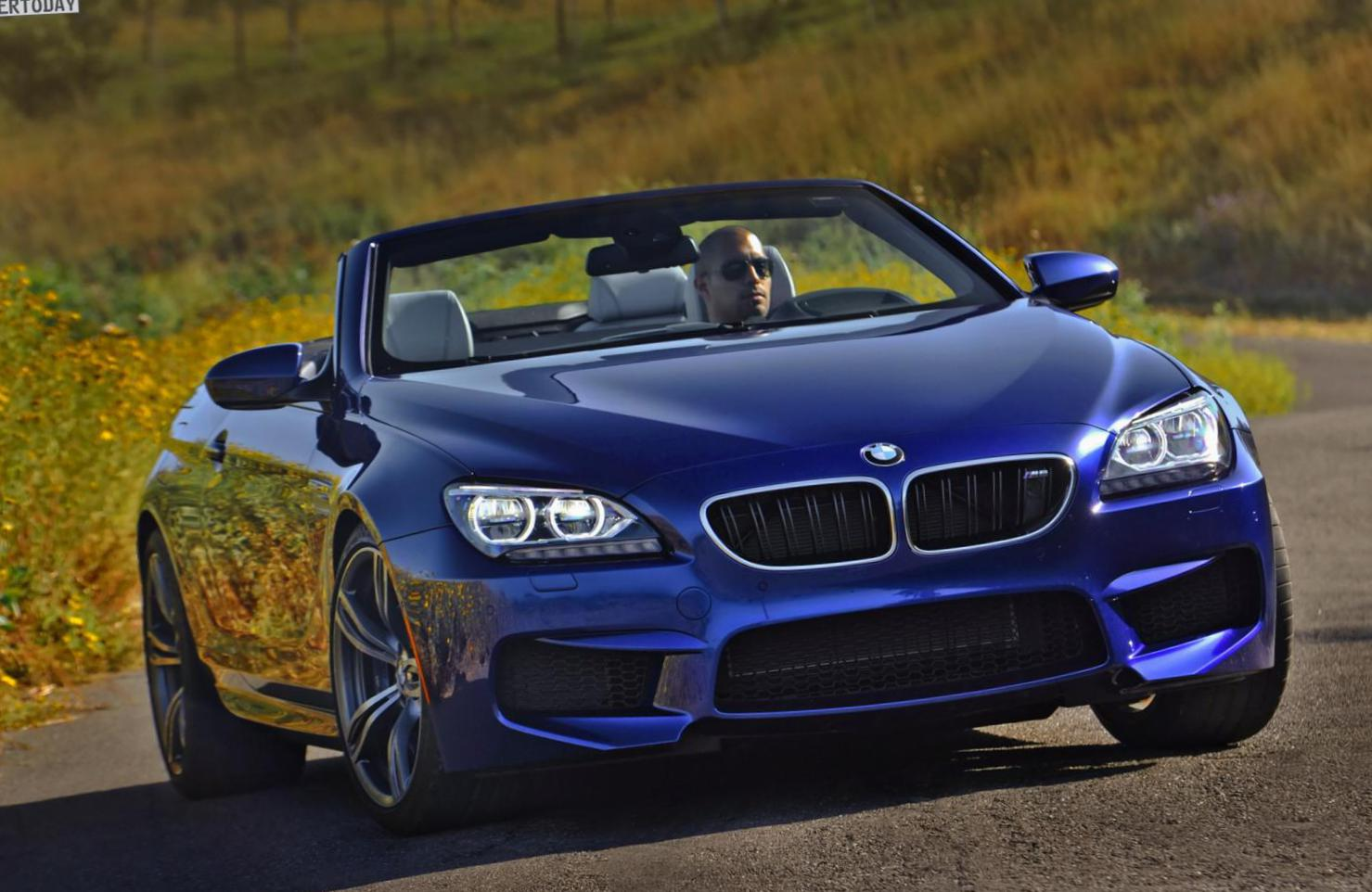 BMW M6 Cabrio (F12) reviews wagon
