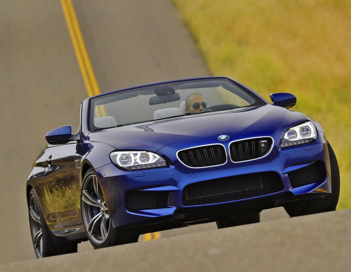 BMW M6 Cabrio (F12) Specification suv