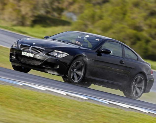 BMW M6 Coupe (E63) for sale 2010