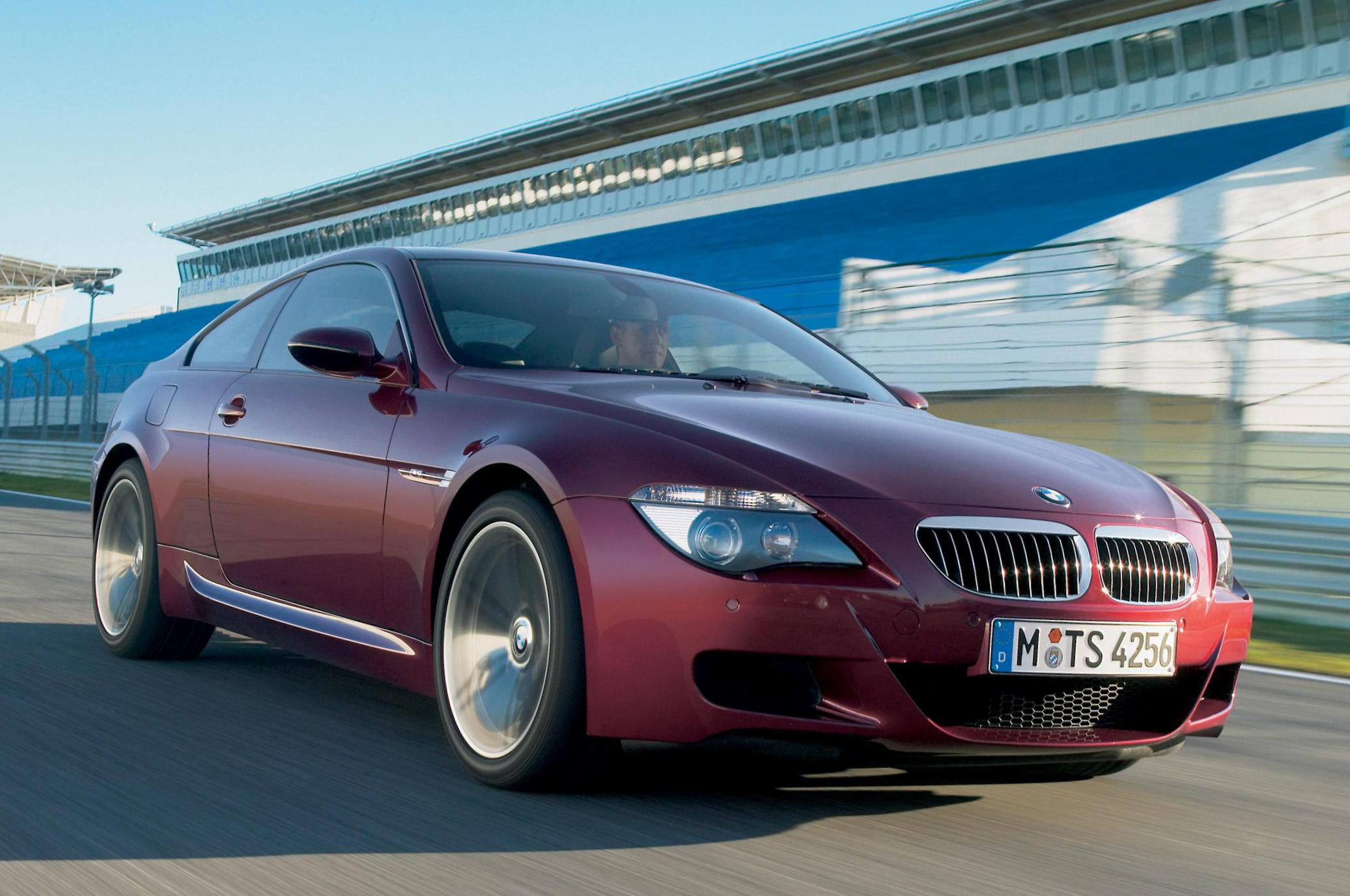 BMW M6 Coupe (E63) Specifications 2010