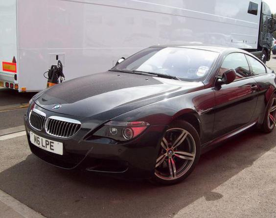 M6 Coupe (E63) BMW sale 2008