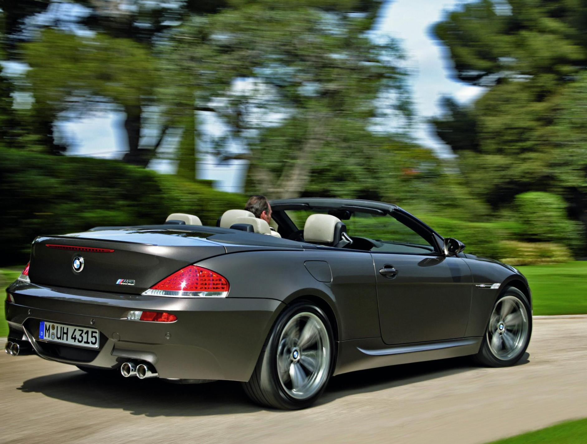 M6 Cabrio (E64) BMW prices cabriolet