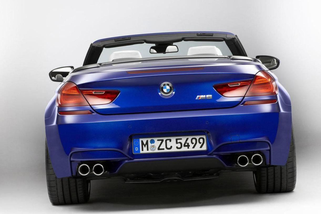 M6 Cabrio (E64) BMW Specifications sedan