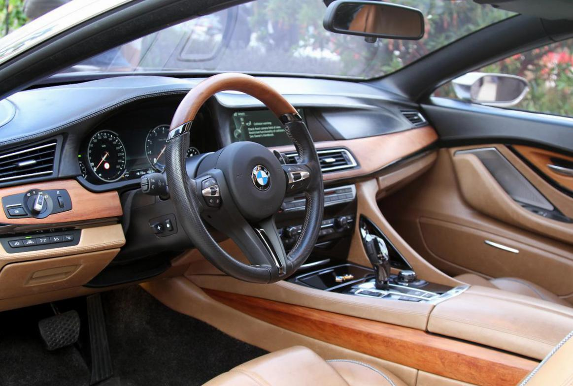 BMW 7 Series (G11) auto hatchback